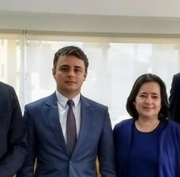 DIRETORIA DO SINDIPROESP REÚNE-SE COM O PROCURADOR GERAL DO ESTADO