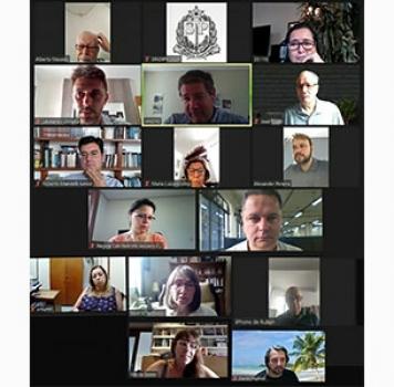 Reunião de Diretoria 05-02-2021