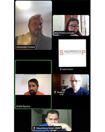 Reunião DIAP 09-03-2021