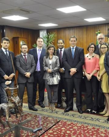 SINDIPROESP reúne-se com deputado Fernando Capez