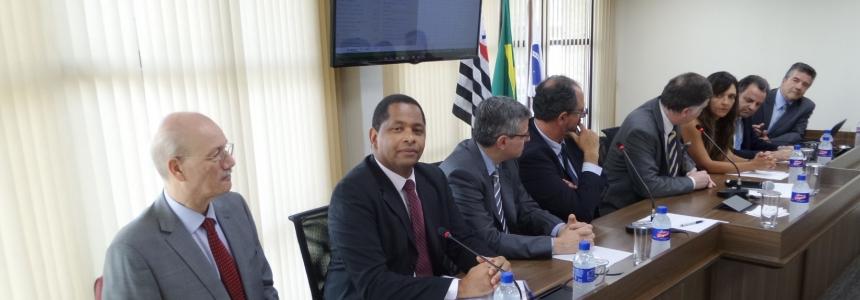 SINDIPROESP presente na abertura dos trabalhos da comissão de advocacia pública da OAB/SP