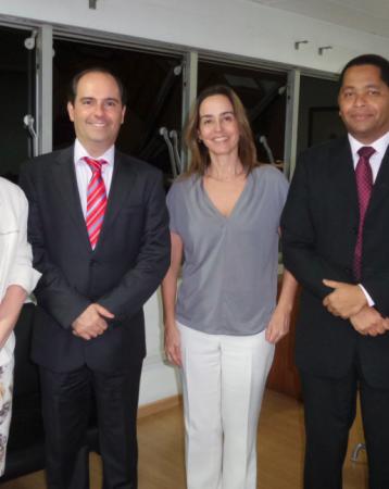 SINDIPROESP tem reunião conjunta com os subprocuradores gerais do contencioso geral e do contencioso tributário-fiscal