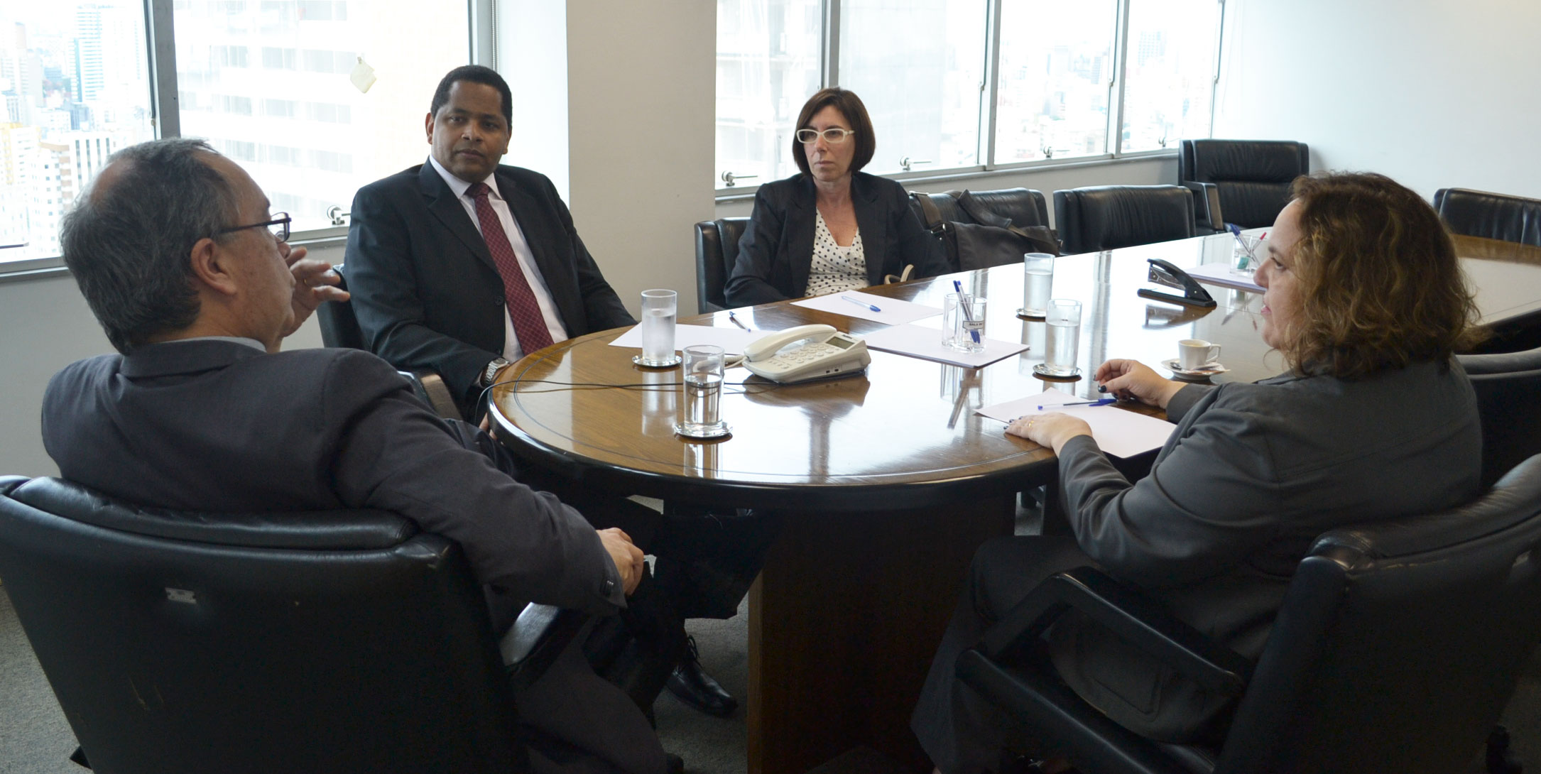 SINDIPROESP reúne-se com o procurador geral do estado