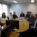 Reunião com o Corregedor Geral em 4 de abril de 2016
