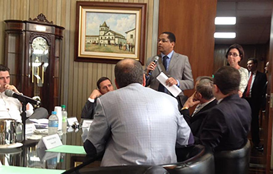SINDIPROESP defende no Colégio de Líderes da ALESP emendas propostas ao PL 608, de  2016
