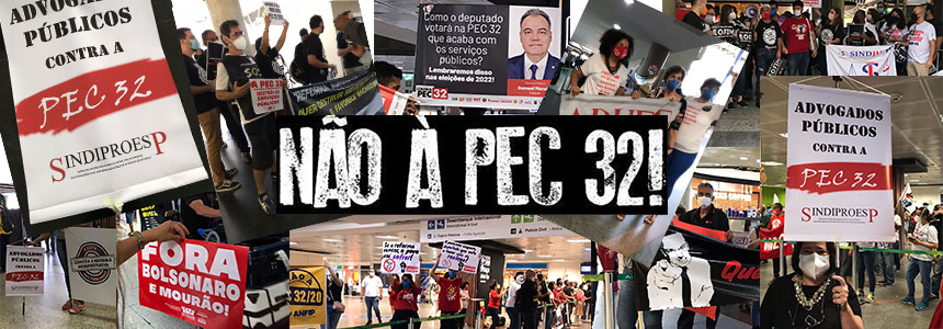 COMUNICADO – PEC 32
